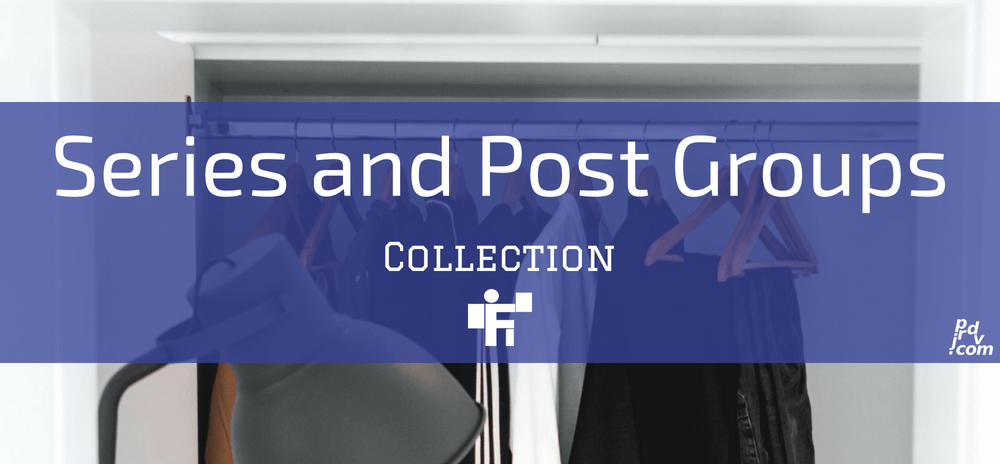 Series and Post Groups Freelanstyle Collection