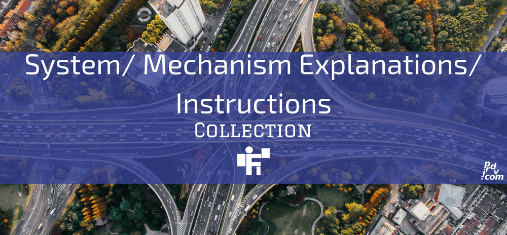 System Mechanism Explanations _ Instructions Freelanstyle Collection