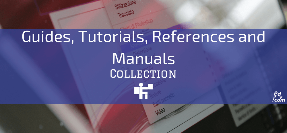 Guides, Tutorials, References and manuals Freelanstyle Collection