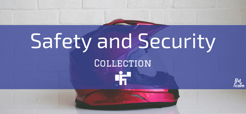 Safety and Security Freelanstyle Collection