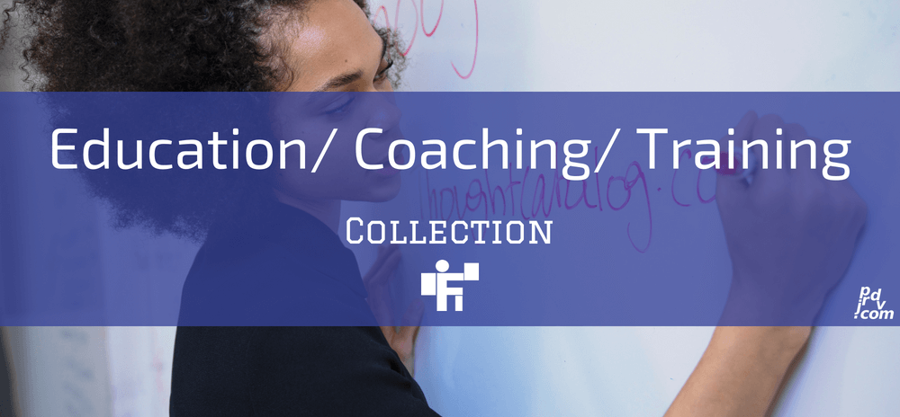Education _ Coaching _ Training Freelanstyle Collection