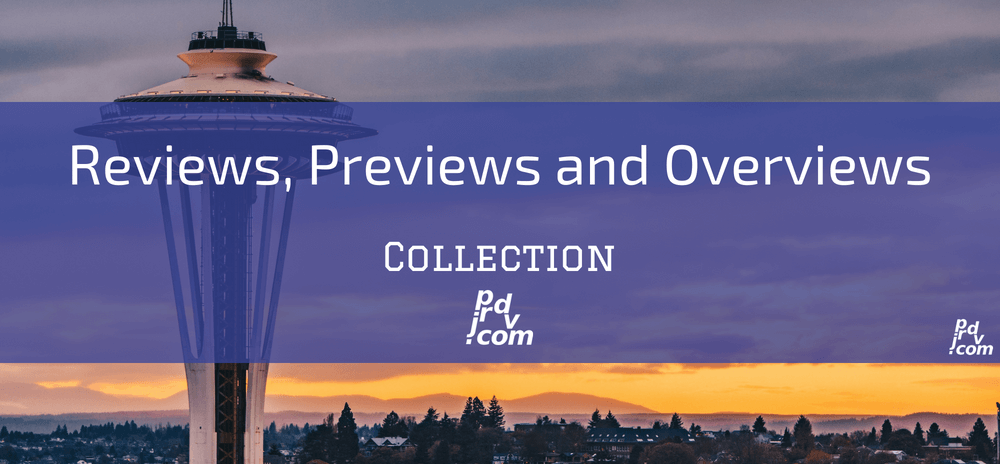 Reviews, Previews and Overviews Site Collection