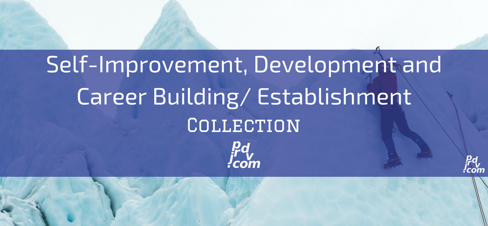 Self-Improvement, Development and Career Building _ Establishment Site Collection