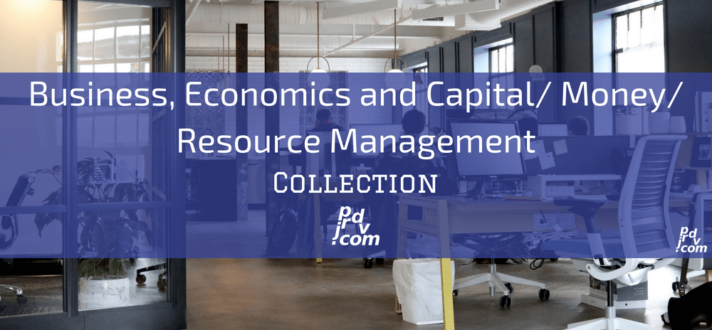 Business, Economics and Capital _ Money _ Resource Management Site Collection