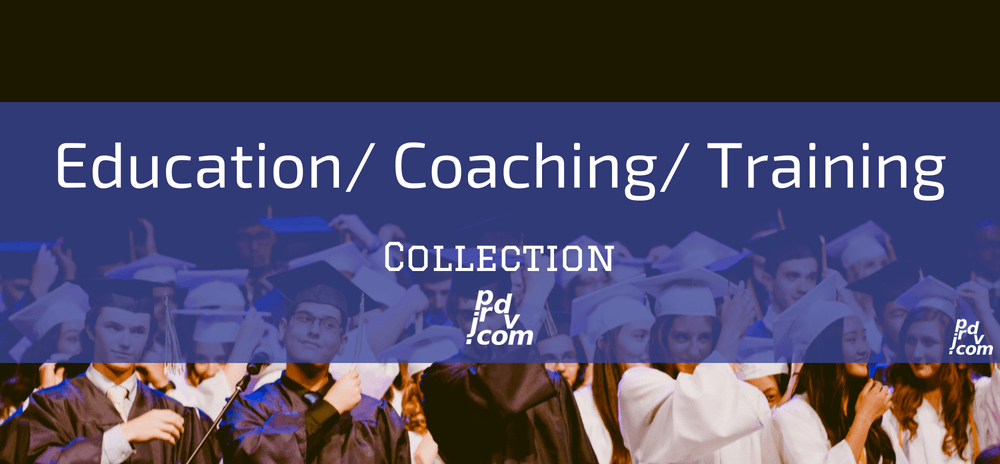 Education _ Coaching _ Training Site Collection