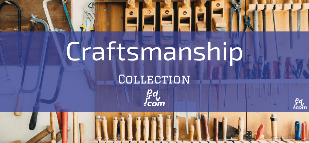 Craftsmanship Site Collection