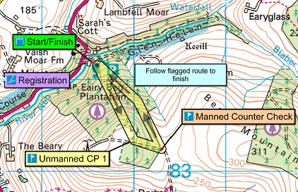 Download junior route map here