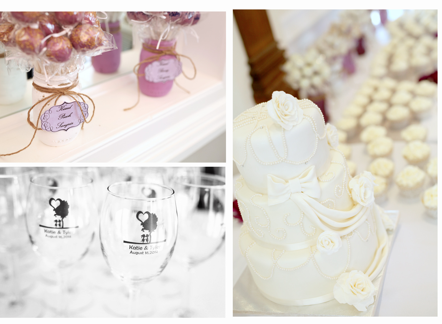 Here are a few of Katie's decor details.