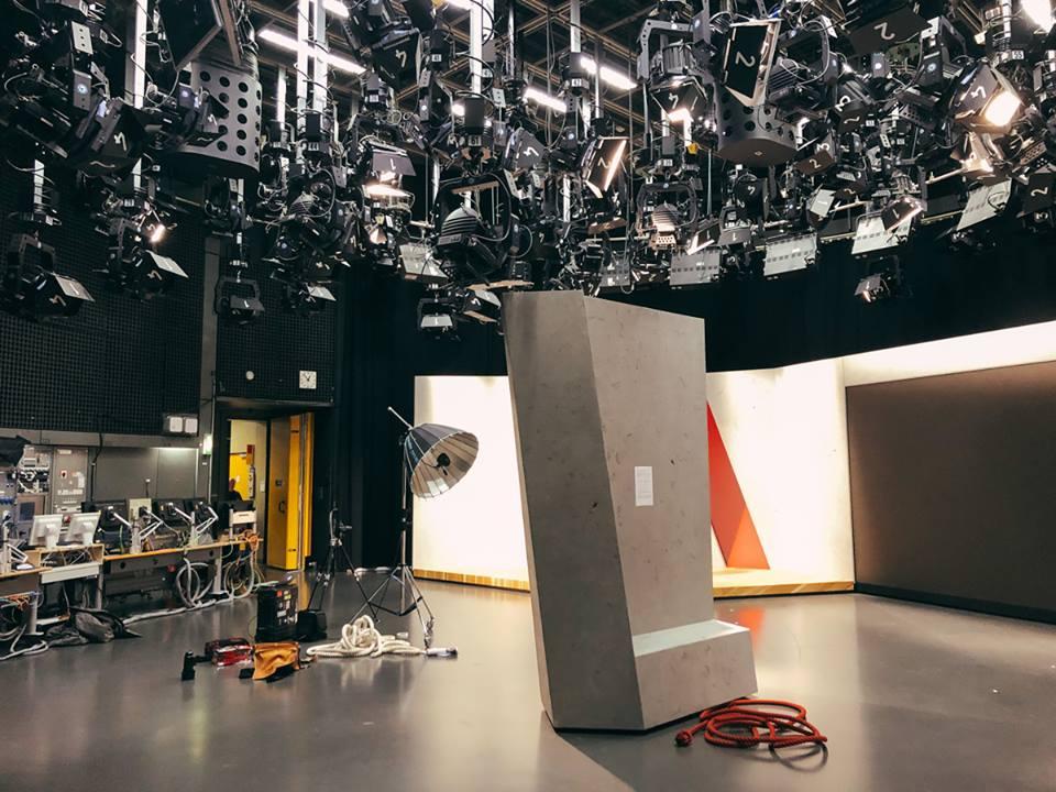 ZDF Fotoshooting