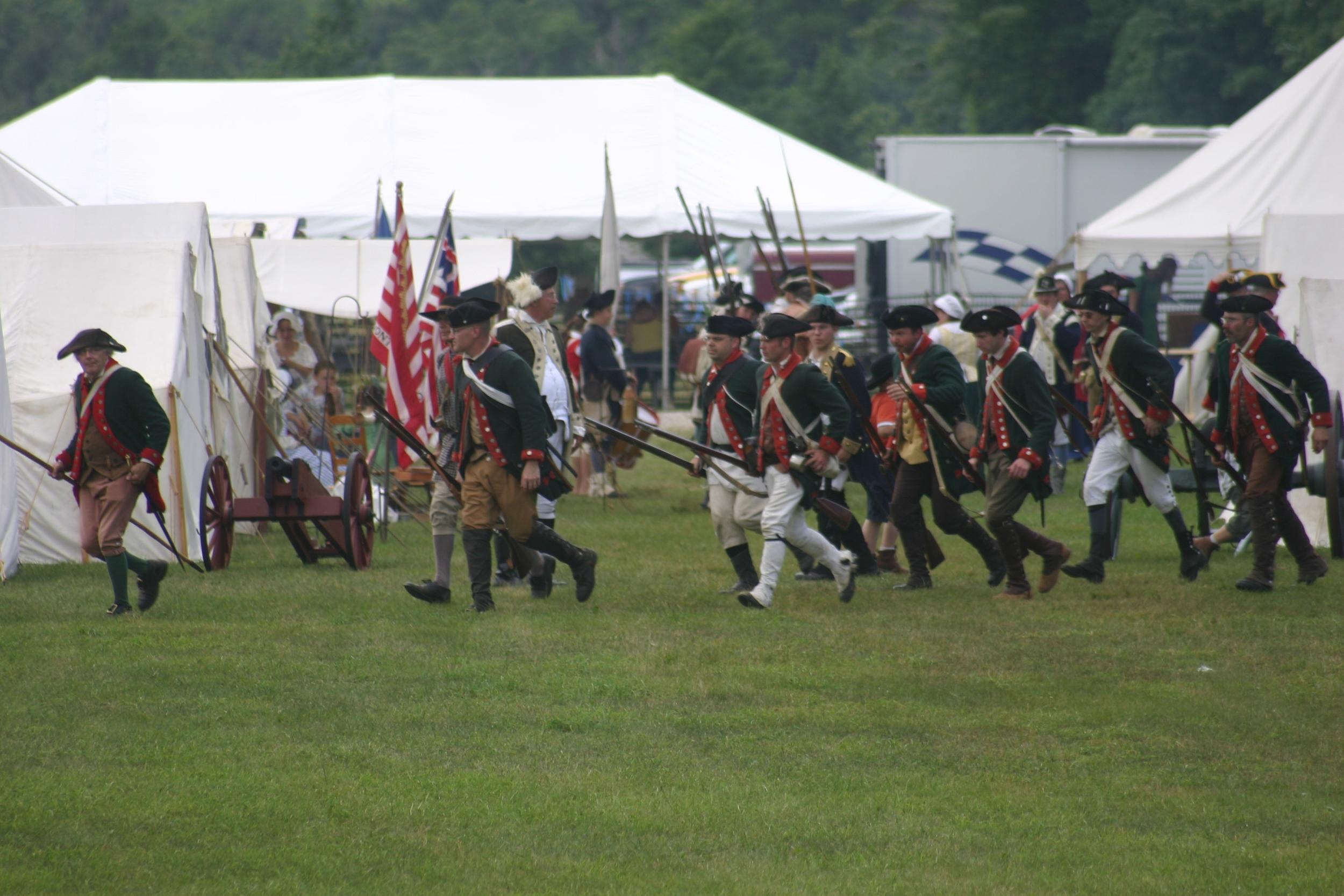 Warner's Regiment