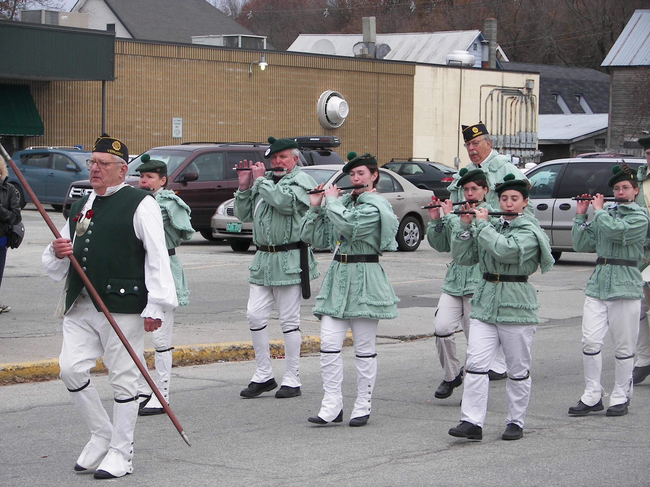 Vetran's Day Parade - 2009