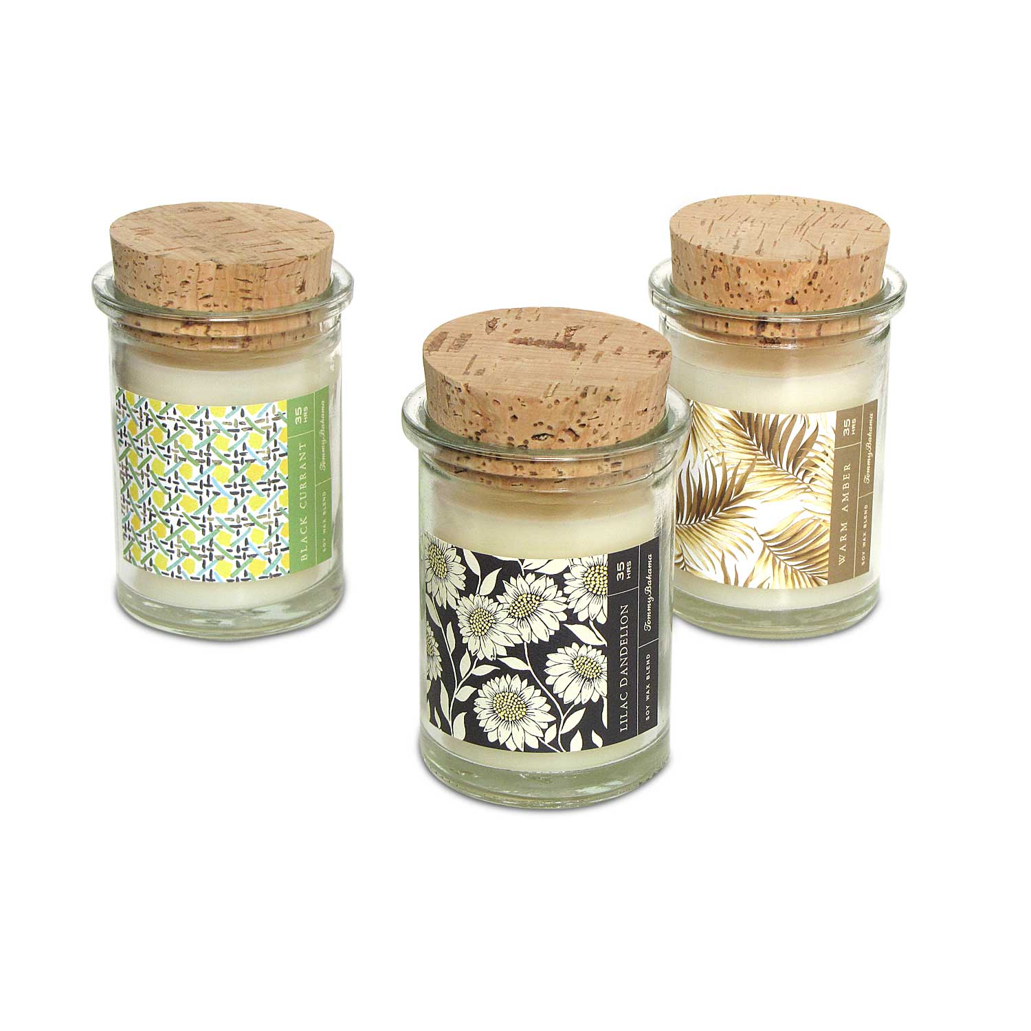 Apparel Print Field Jars