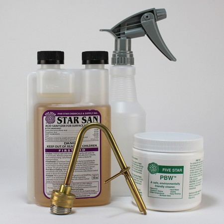 Cleaning and Sanitizing Supplies *coming soon*