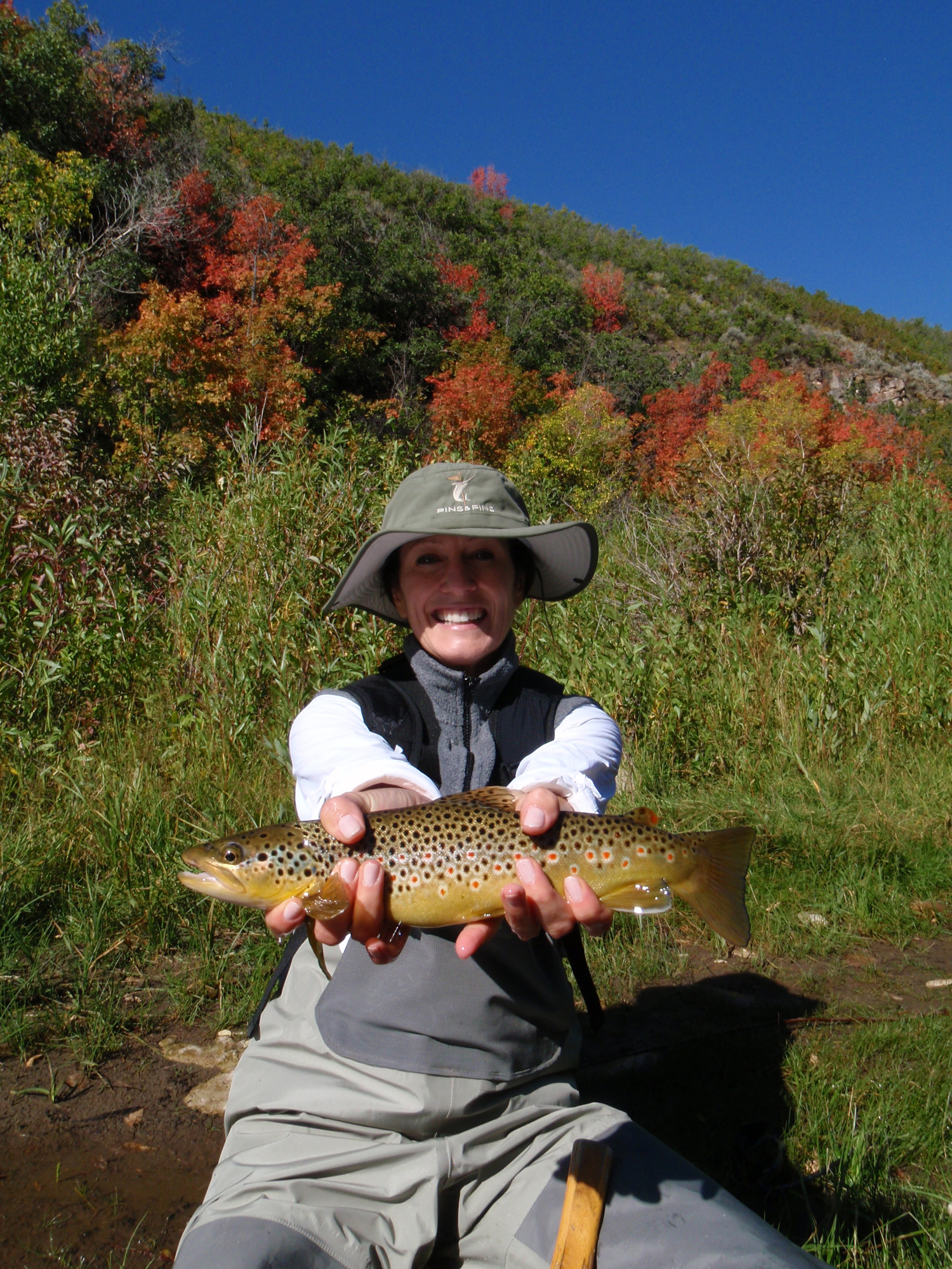 fall fishing, middle provo