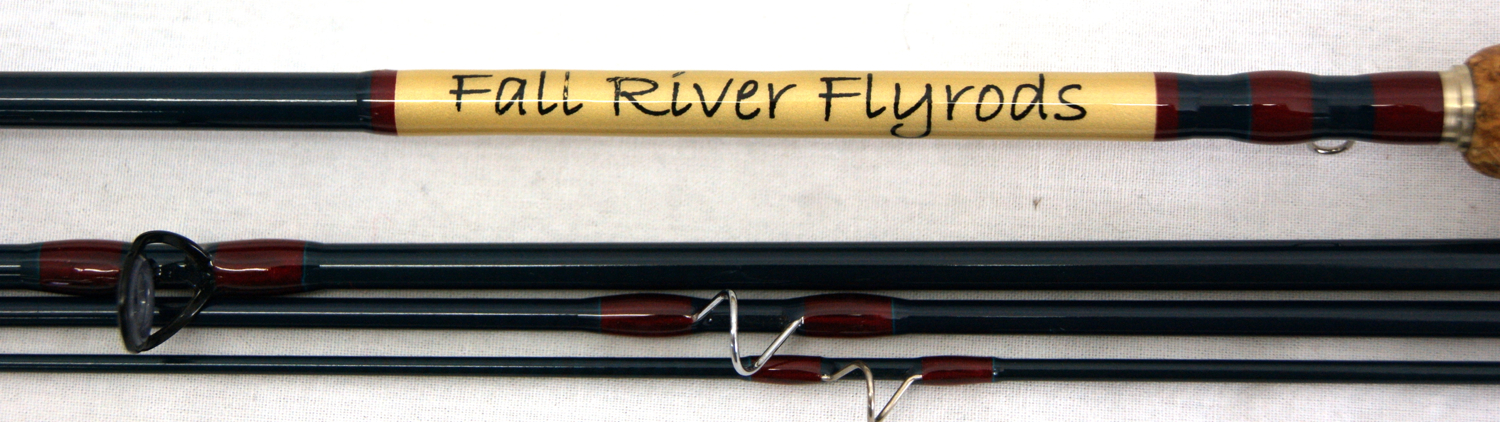 custom graphite fly rod by Fall River Flyrods
