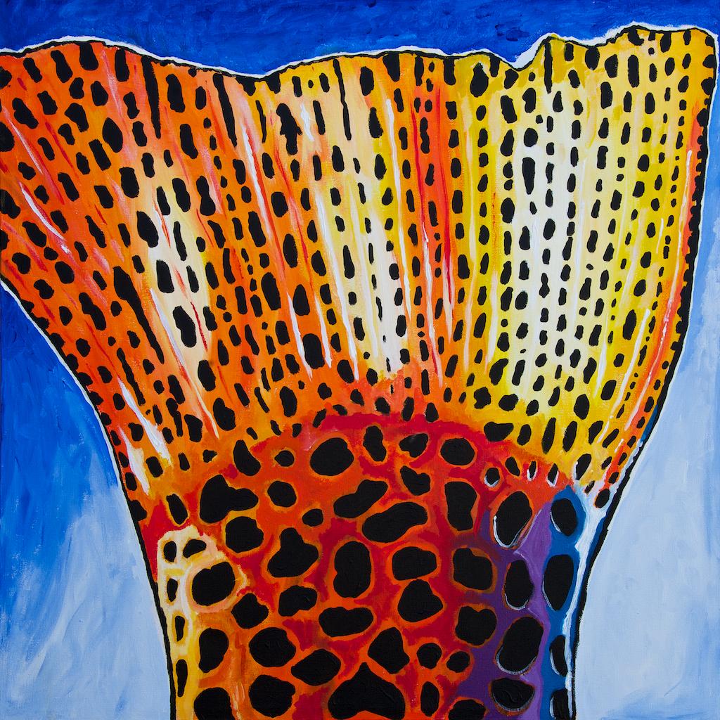 #2   acrylic on canvas or custom prints available