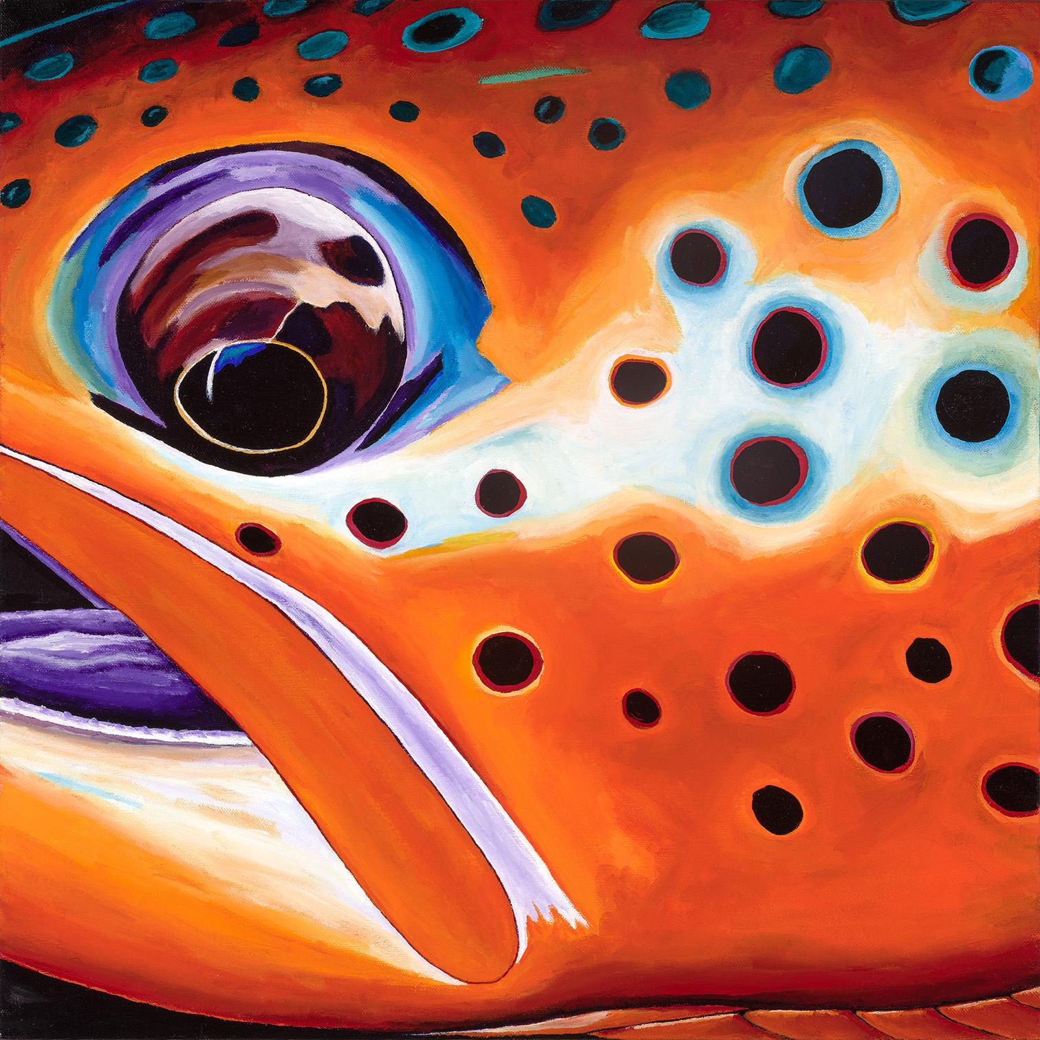 #12   acrylic on canvas or custom prints available