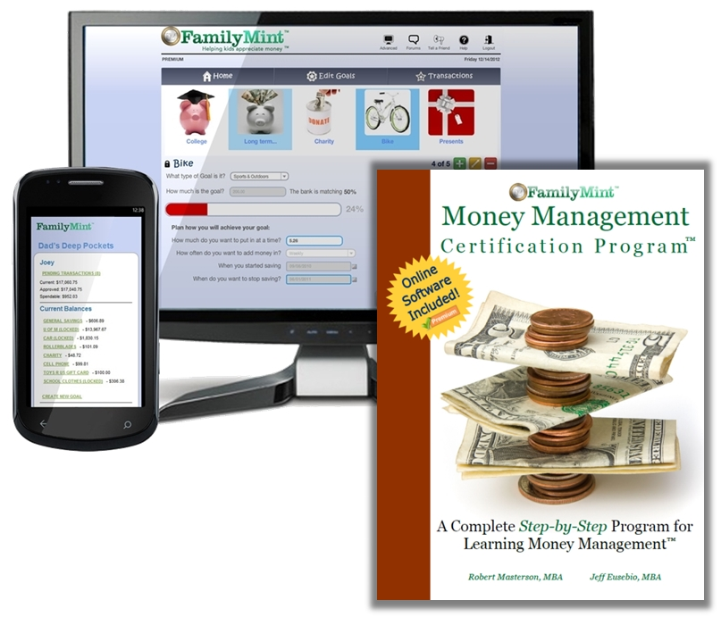 Special Offer Bundle - lifetime access to the Premium version of FamilyMint!