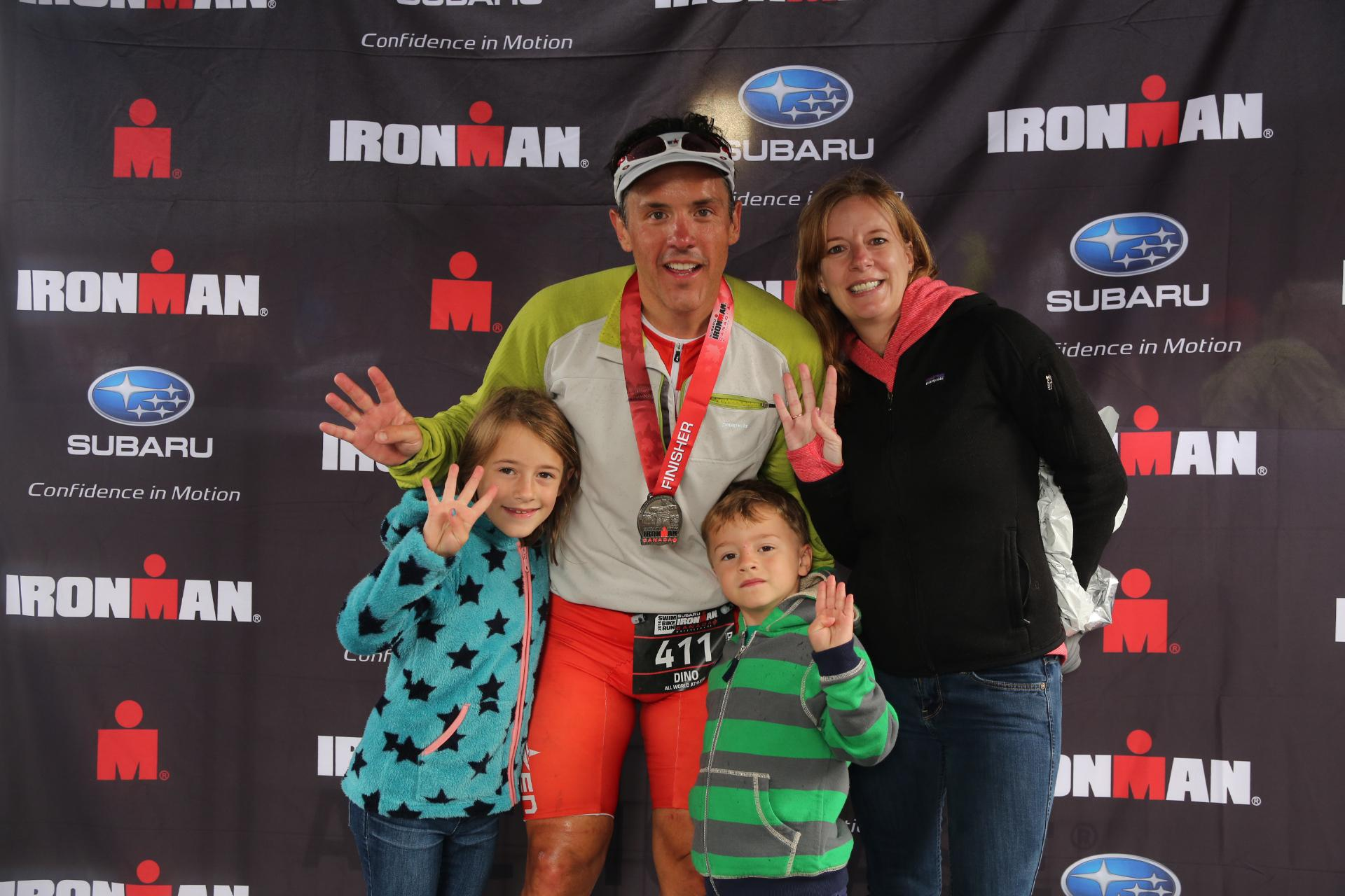 Ironman #4 in the books....