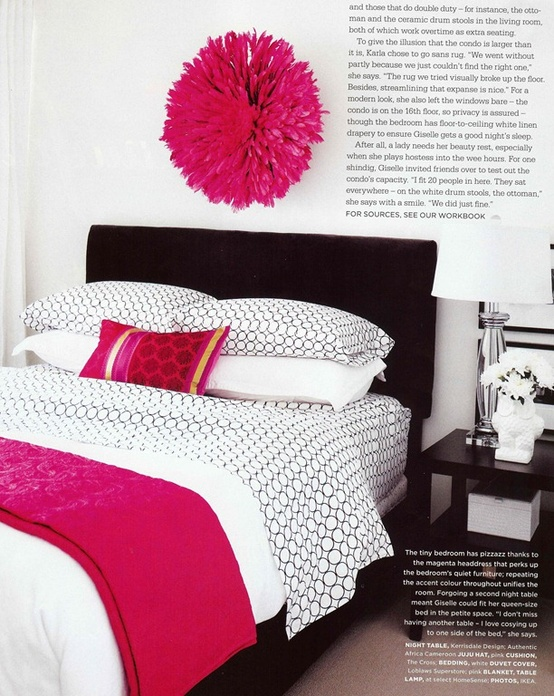 Photography by Janis Nicolay |Image via Style at Home , March 2011