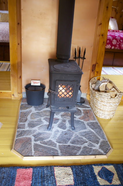 Small and Mighty Stove