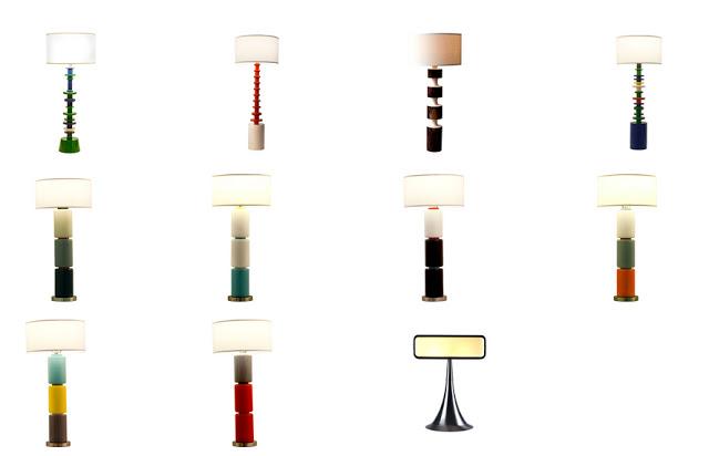 Tahir Mahmood Lighting at Pimlico Design Gallery