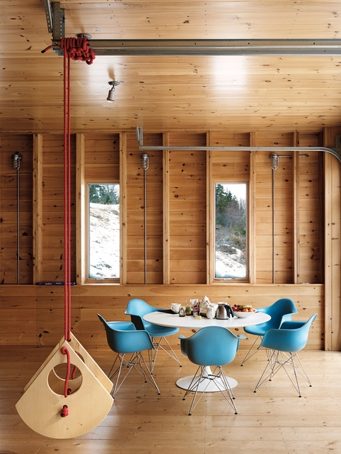 A Northern Haven  | Photography by Raimond Koch, via Dwell Magazine