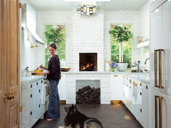 via Canadian House & Home (Sept 2011)