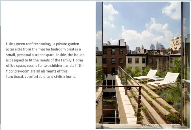 Brooklyn Heights Townhouse. via 1100 Architect