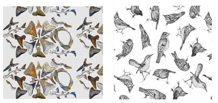 Shark-Teeth-Birds-Removable-Wallpaper.jpg