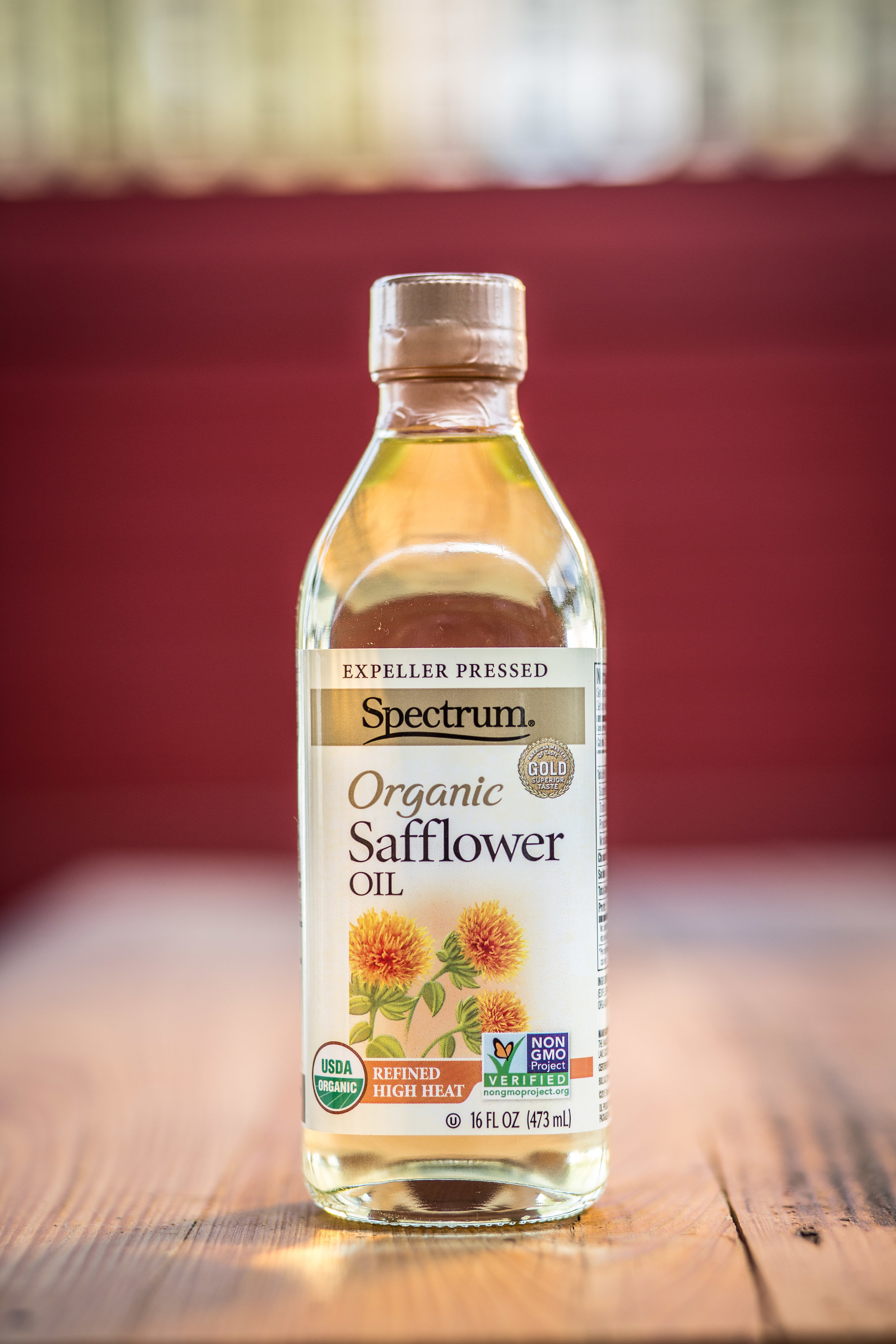 Use Safflower Oil to enhance the flavors of your salads and dressings.