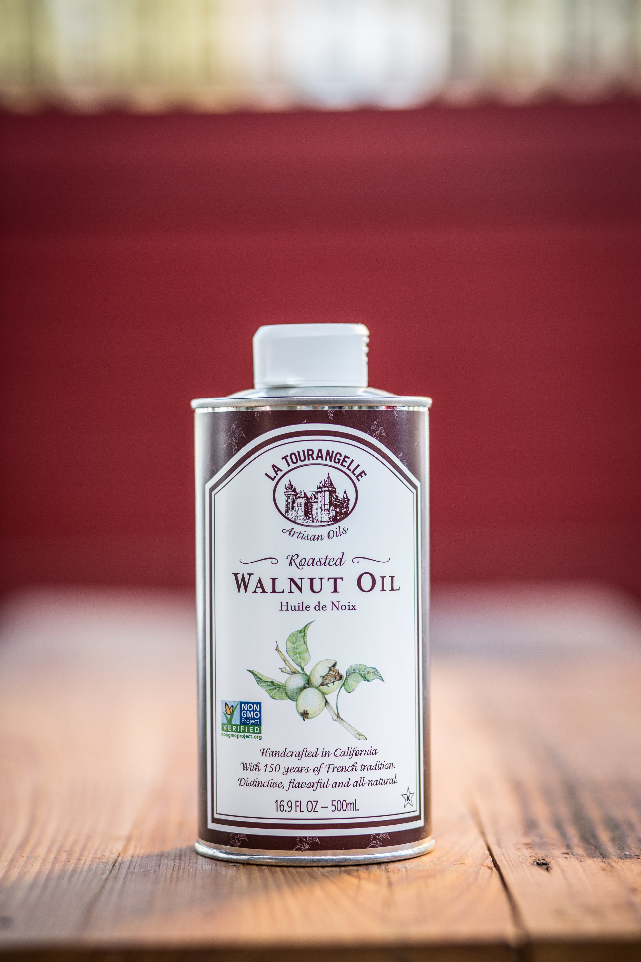 Try drizzling Walnut Oil over a pasta dish or salad to enhance the flavor.