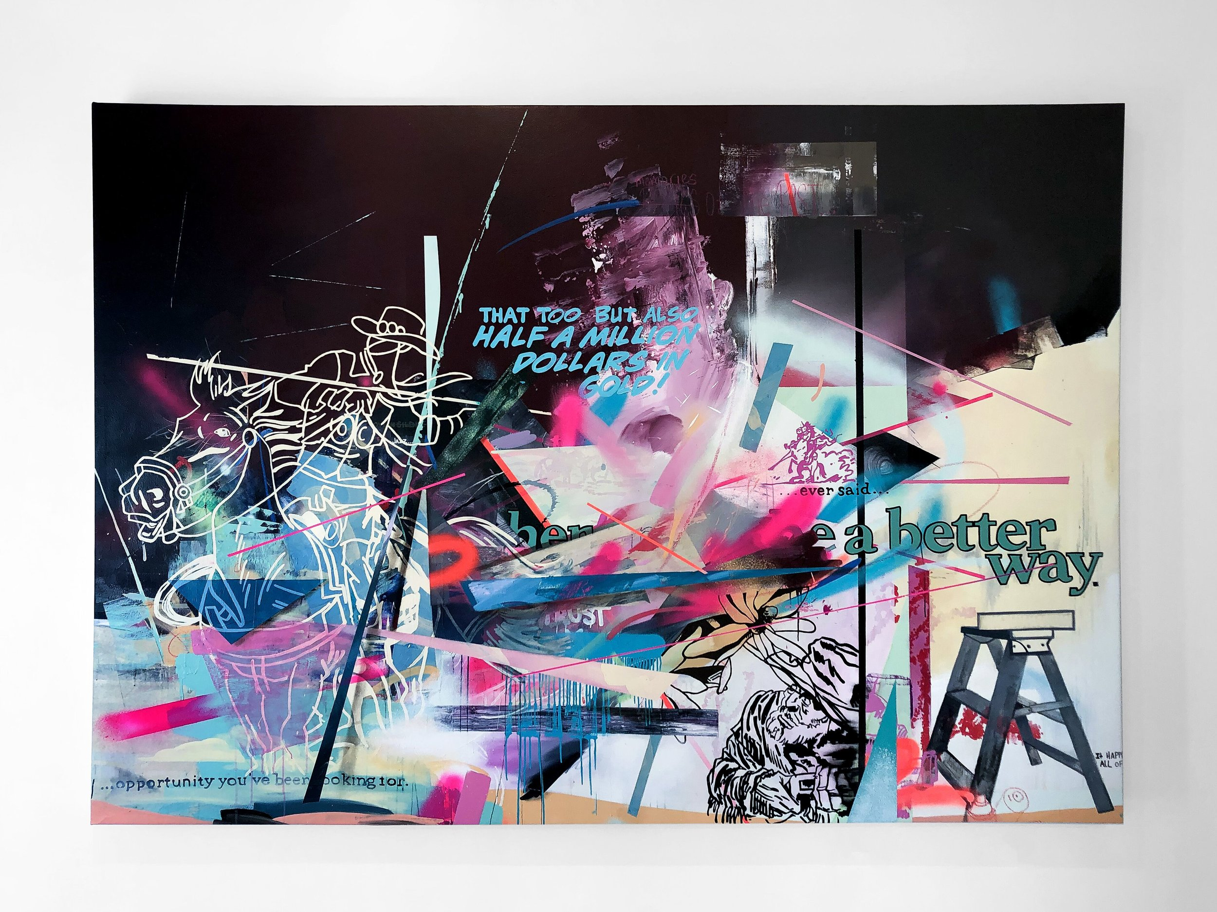 """The Escape  