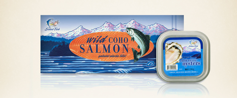 Select Fish / Whole Foods