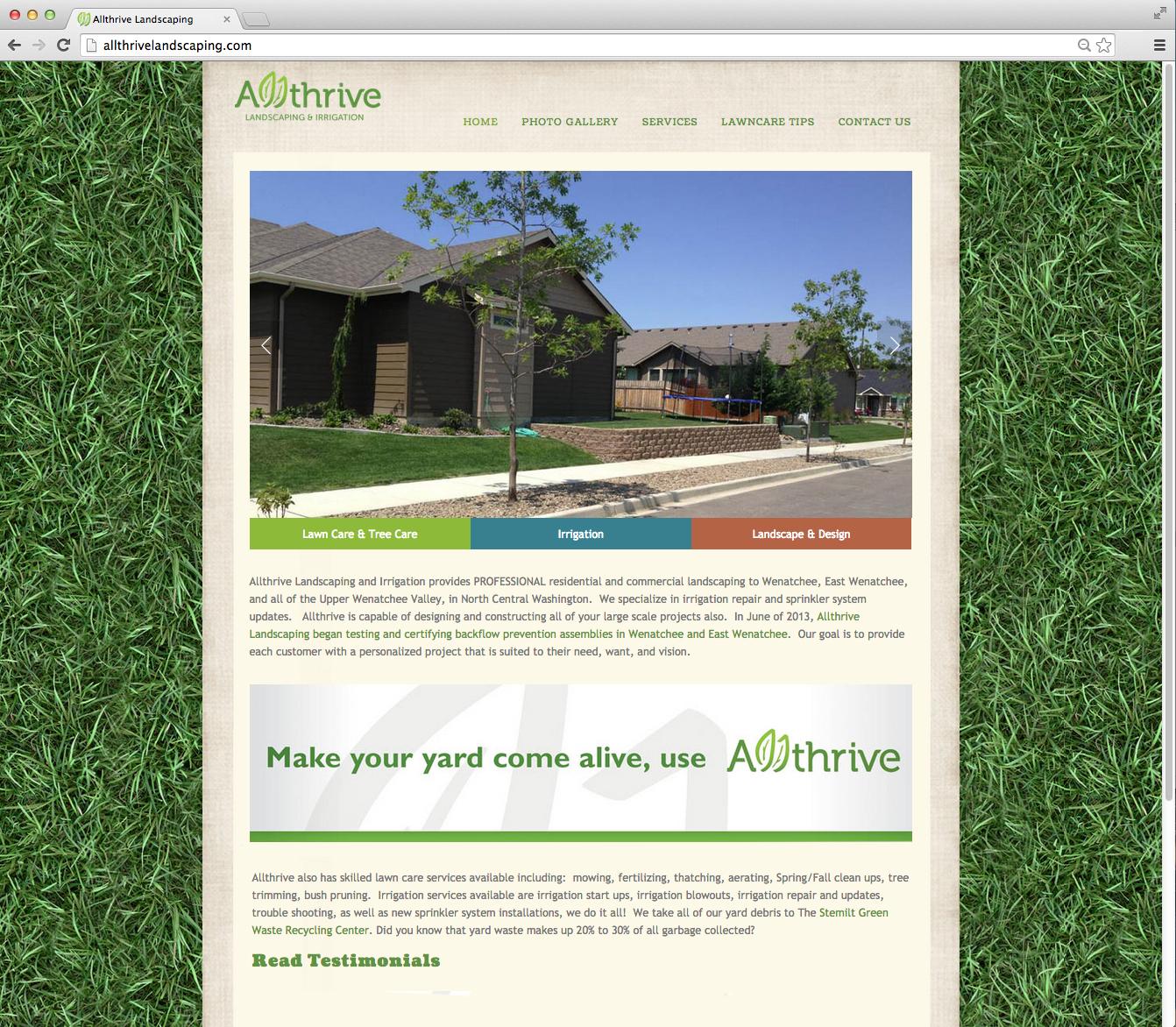 Allthrive Landscaping
