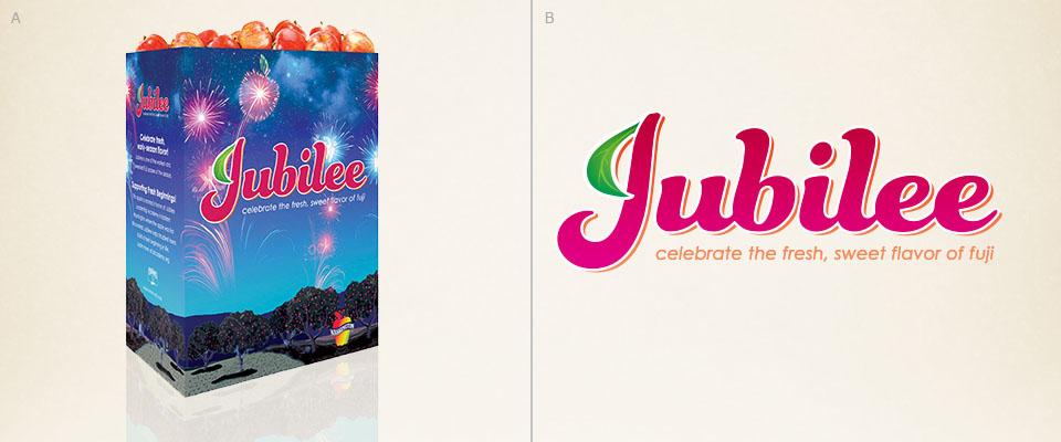 Jubilee Fuji Apple Variety
