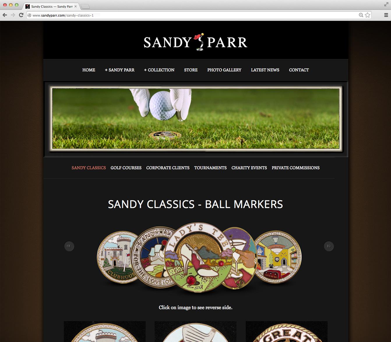 Sandy Parr