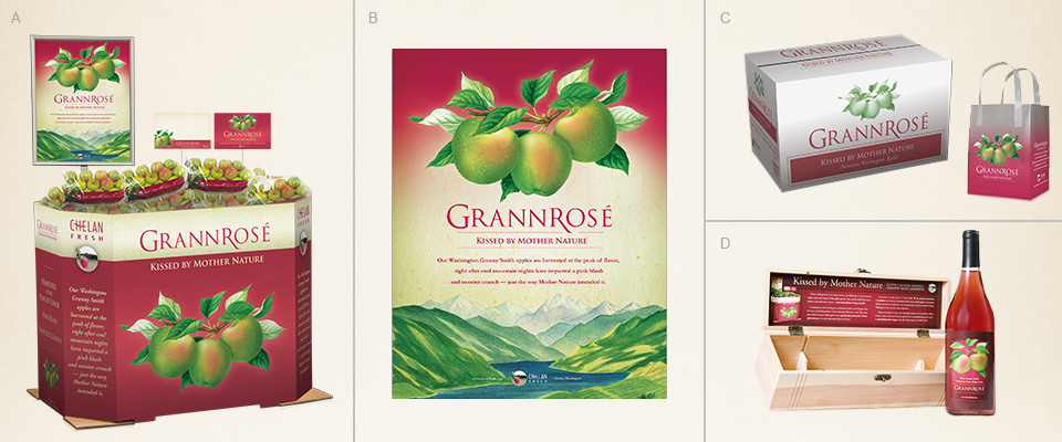 Chelan Fresh Marketing - Grannrosé