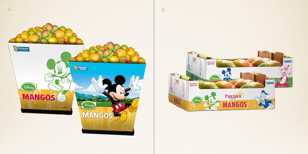 Disney Produce - Freska Mangos