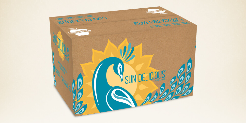 Sun Delicious for First Fruits Marketing