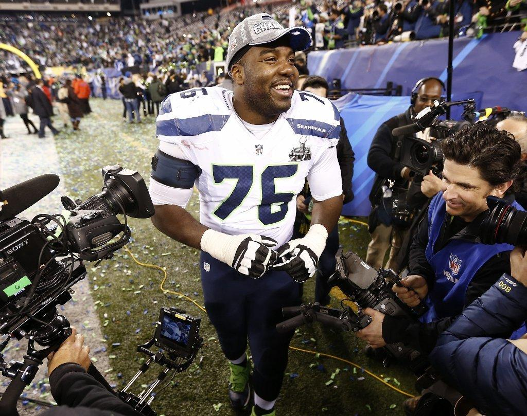 Russell Okung looking hot after winning the super bowl.jpg