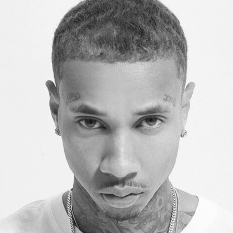 Tyga's gorgeous face omg I'm done his temples tattoos are hot.jpg
