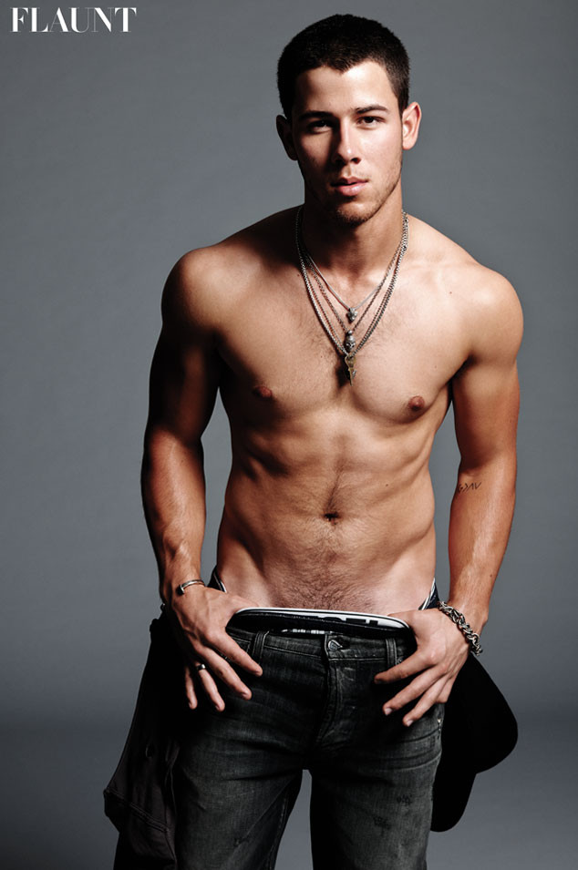 Nick Jonas looking really hot for Flaunt magazine.jpg