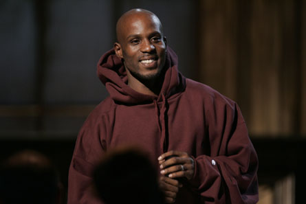 DMX and his gorgeous smile in a maroon sweatshirt.jpg