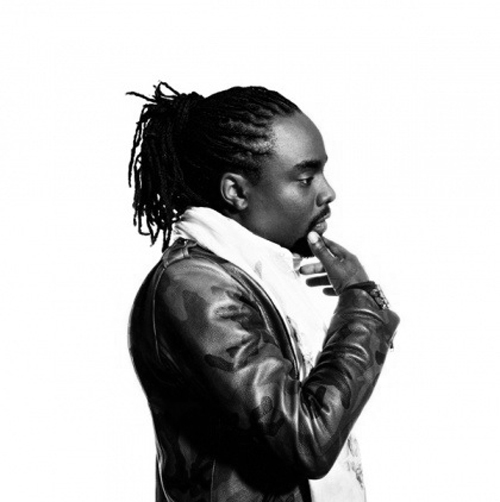 Wale looking hot in a greyscale pic.jpg
