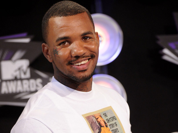The Game and his gorgeous hot smile.jpg