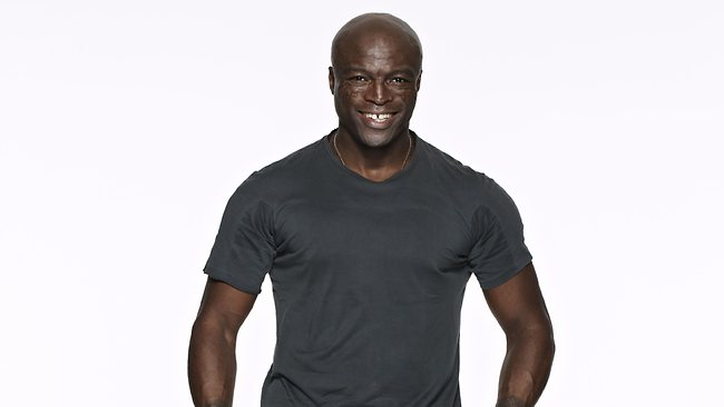 Seal looking hot in a tight fitting grey shirt.jpg
