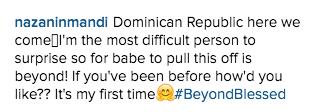 Nazanin instagram caption for Dominican Republic surprise.jpg