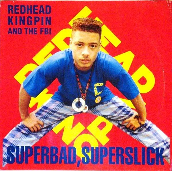 Redhead Kingpin looking hot on the Superbad, Superslick album artwork.jpg
