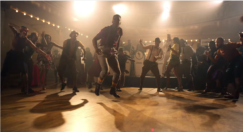 the wannabe 1940s hipsters in Jidenna's Knickers video.jpg